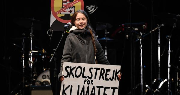 Greta Thunberg joins climate protest in Madrid after three weeks of Atlantic voyage