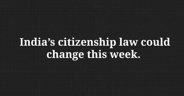 Watch: Five reasons why the Citizenship Bill is dangerous – and must be opposed