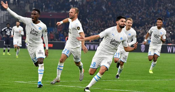 Ligue 1: Marseille six-match winning run ended by Metz; Moncao held in stalemate