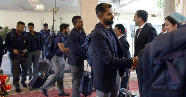 End of a decade's wait: Sri Lanka return to Pakistan for first Test series since 2009 terror attacks
