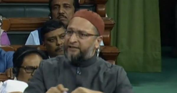 Parliament: Asaduddin Owaisi tears up copy of Citizenship Bill, calls it 'worse than Hitler's laws'
