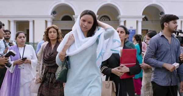 'Chhapaak' trailer: Watch Deepika Padukone as an acid attack survivor