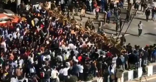 Watch: Anti-Citizenship Bill protests escalate in Assam as the Army is called in