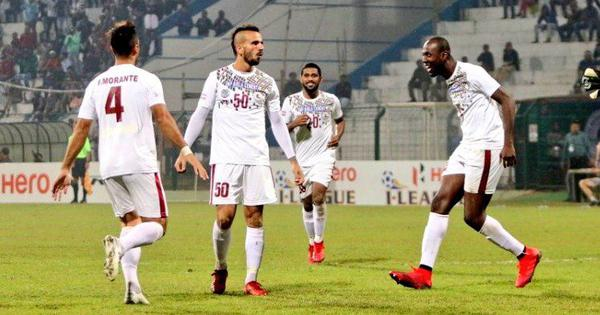 I-League: Fran Gonzalez nets brace as Mohun Bagan outplay TRAU FC to grab first win