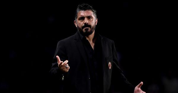 Football: Gennaro Gattuso replaces Carlo Ancelotti as Napoli coach