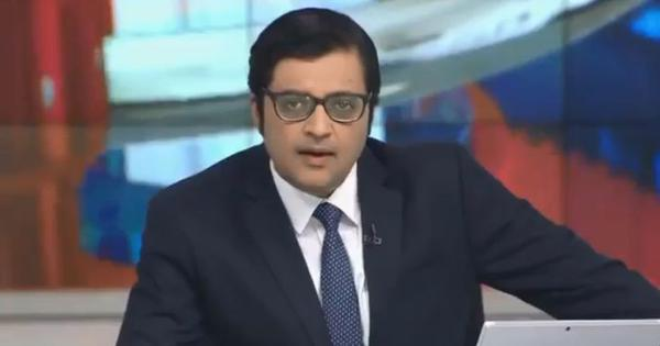 Watch: Drummer remixes TV anchor Arnab Goswami's rant against a lockdown critic
