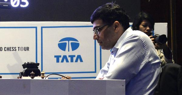 Somebody from India will break into the top-10 of Fide rankings soon, says Viswanathan Anand