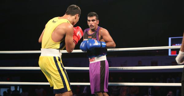 Boxing: North East Rhinos beat Odisha Warriors in Big Bout League after Latipov's disqualification