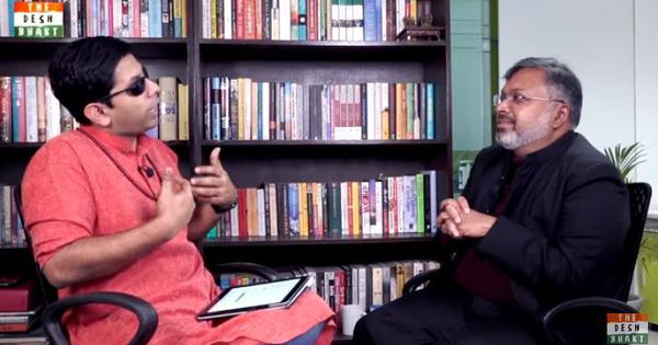 Satire video: Author Devdutt Pattanaik is roasted by 'Bhakt Banerjee' over Hinduism versus Hindutva