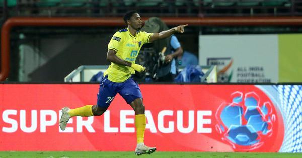 ISL: Messi Bouli's brace rescues Kerala Blasters in entertaining draw against Jamshedpur FC