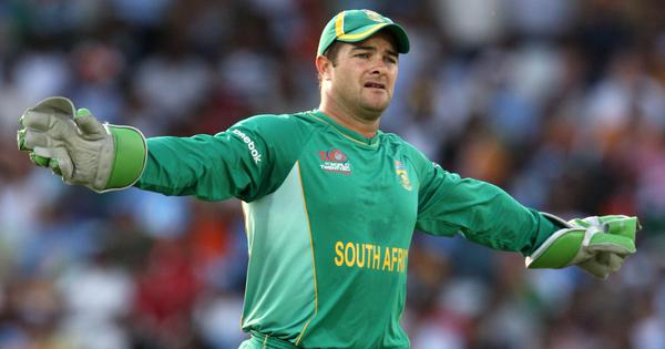 Former wicketkeeper Mark Boucher named South Africa's new head coach