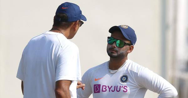 Rishabh Pant has to work really hard on his wicketkeeping: Ravi Shastri