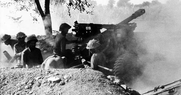A former army general's book recreates key episodes and battles of India's 1971 war with Pakistan