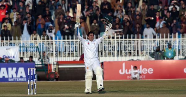 Pakistan vs Sri Lanka: Abid Ali becomes first man to score a century on Test and ODI debut