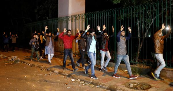 Citizenship Act: Delhi police storm Jamia campus, fire tear gas inside, students injured