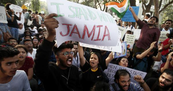 Jamia violence anniversary: Delhi Police detain students, Umar Khalid's mother, sister