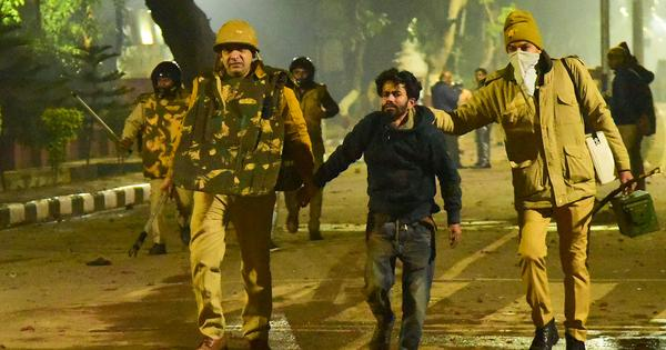 Ex-AMU vice chancellor writes: Why did police go berserk in Jamia, Aligarh but fail to act at JNU?