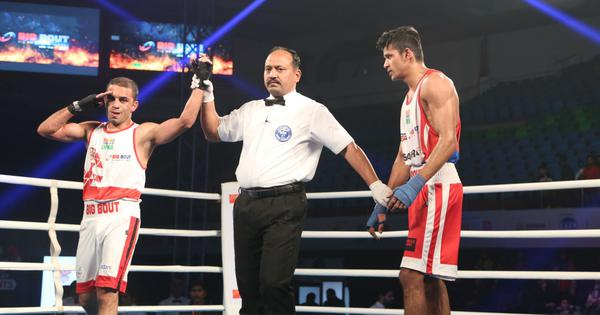 Boxing: Amit Panghal leads Gujarat Giants to Big Bout League final with easy win over Bombay Bullets