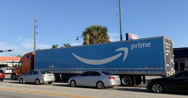 The invisible cost of Amazon's fast and cheap delivery service