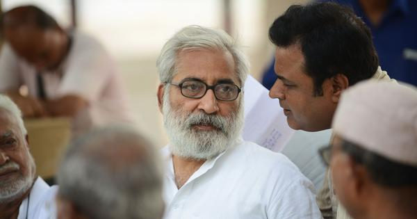 Magsaysay awardee Sandeep Pandey booked for alleged inappropriate comments against VD Savarkar