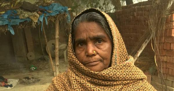 In a UP district, an NGO is helping aged villagers fill up documents to avail pension benefits