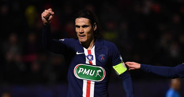 Football: Edinson Cavani tells PSG he wants to leave club for Atletico Madrid