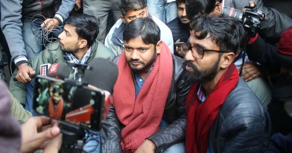 'I thank the Delhi government': Kanhaiya Kumar on sanction for prosecuting him in JNU sedition case