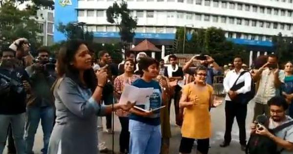 Watch: 'Hum Dekhenge', sung in Kannada, marks CAA-NRC protest in Bengaluru
