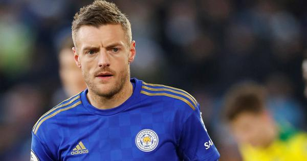 Leicester City boss Brendan Rodgers doesn't expect Jamie Vardy to come out of England retirement