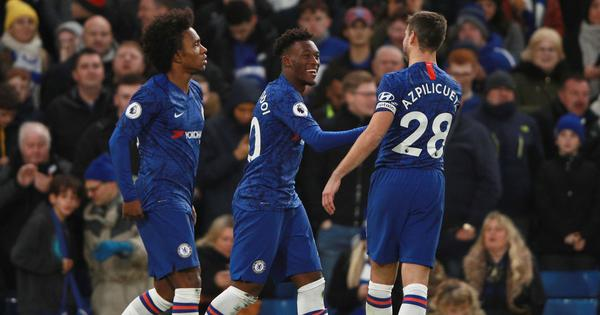 Premier League: Chelsea under pressure as race for the fourth spot heats up