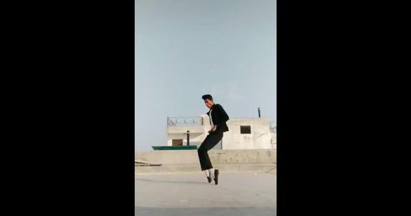 Watch: This Indian dancer mimics Michael Jackson perfectly (but to Bollywood songs)