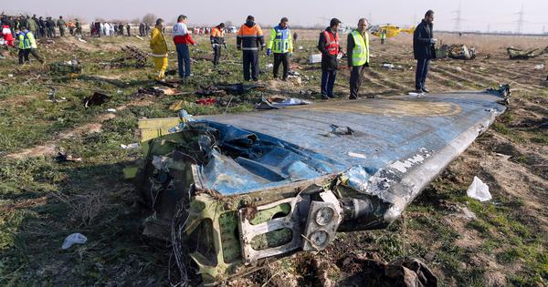 Ukraine plane crash: Iran confirms two missiles were fired at aircraft
