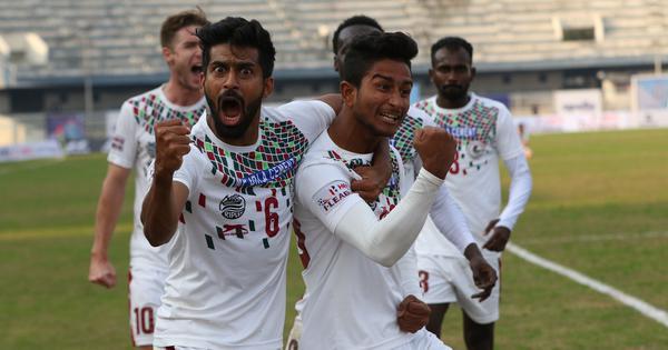 I-League: Mohun Bagan salvage a draw against Punjab, Neroca edge past Real Kashmir