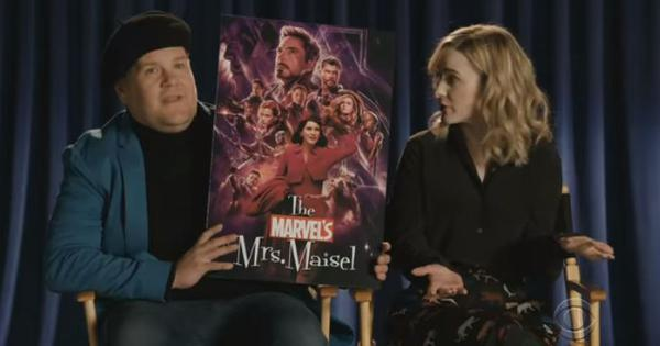 'The Marvel's Mrs Maisel': Watch this hilarious crossover between the TV show and the films