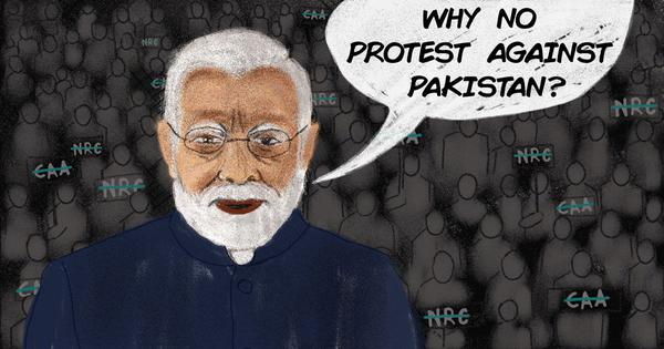 No, Mr Modi, CAA protesters are not claiming that Pakistan treats its minorities well