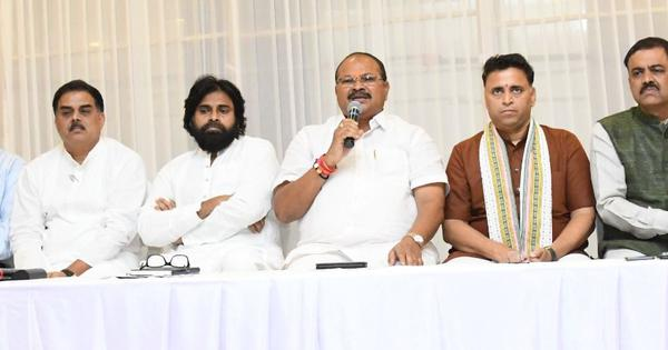 Andhra Pradesh: BJP, Jana Sena announce alliance, to fight local, state and national polls together