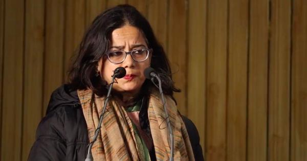 'Jail was a relief, I had been in a concentration camp': Sadaf Jafar on her time in police custody