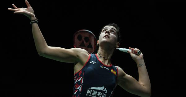Badminton: Antonsen stuns Christie to reach Indonesia Masters semis, Marin secures comeback victory