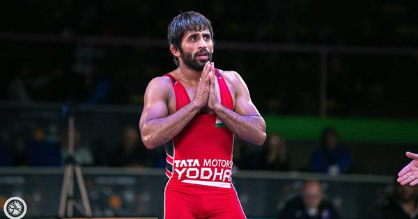 Wrestling: Bajrang Punia takes second spot in world rankings, assured of seeding for Tokyo Olympics