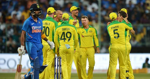 Cricket: Delhi Police crime branch busts betting racket during India-Australia ODI