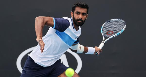 Tennis: Prajnesh defeated by world No 277 Gojo as India trail Croatia in Davis Cup qualifiers