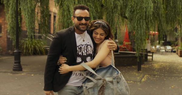 Saif Ali Khan's playboy in 'Jawaani Jaaneman' is unique as he's 'faking it', says director