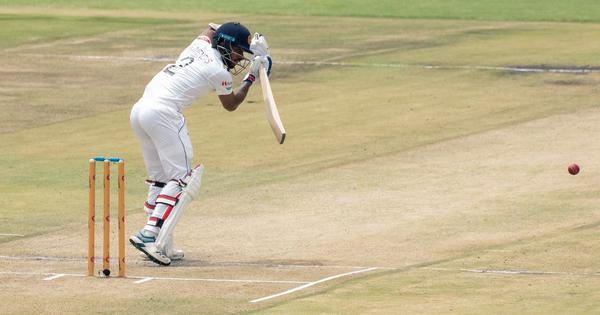 First test: Mathews, Mendis score half centuries to put Sri Lanka in control against Zimbabwe