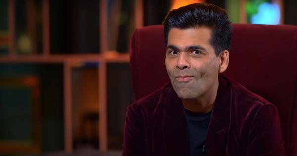 Watch: Karan Johar is in 'love guru' mode for Netflix dating makeover show