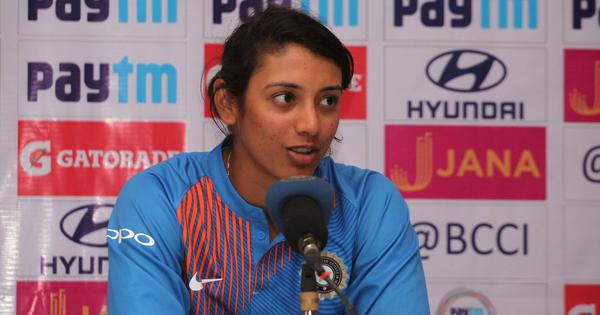 Unfair to ask for equal pay as revenue comes from men's cricket, says India opener Smriti Mandhana