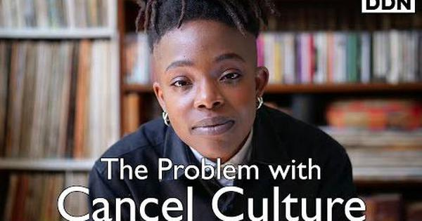 'Stop treating talent like it's synonymous with character': Watch Ayishat Akanbi on 'cancel culture'