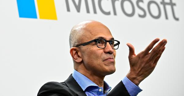 Satya Nadella says countries not friendly to immigrants will lose out on tech boom