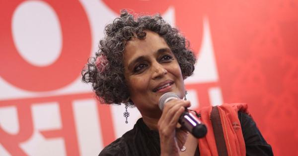 'Not shocked or surprised,' says Arundhati Roy after TN university withdraws her book from syllabus