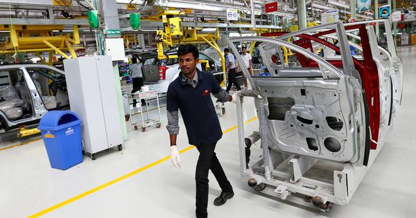 India's industrial production grew 4.5% in February – highest in seven months
