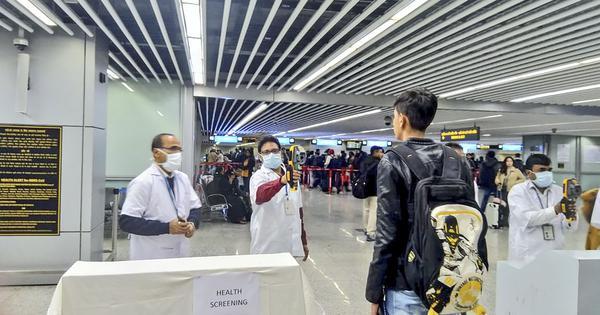 Coronavirus: Kerala student is India's first positive case